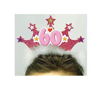 Macedonia Diadema Miss Corona 60 años cumpleaños Gadget ...