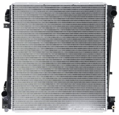 02 explorer radiator - 3