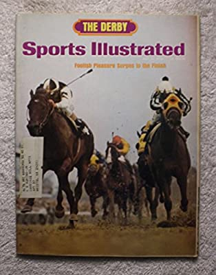 Foolish Pleasure - 1975 Kentucky Derby Winner - Sports Illustrated - May 12, 1975 - Horse racing - SI-2