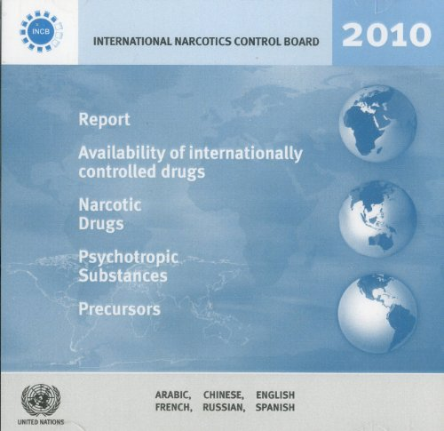Intl Narcotics Cntrl Board Pub Rpt 2010 (United Nations Office at Vienna) (Multilingual Edition)