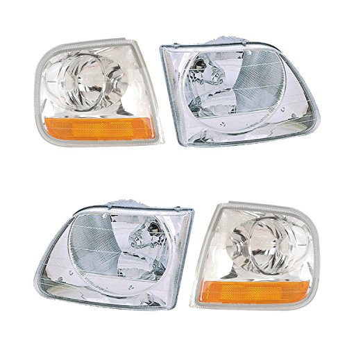 03 f150 headlight assembly - 2