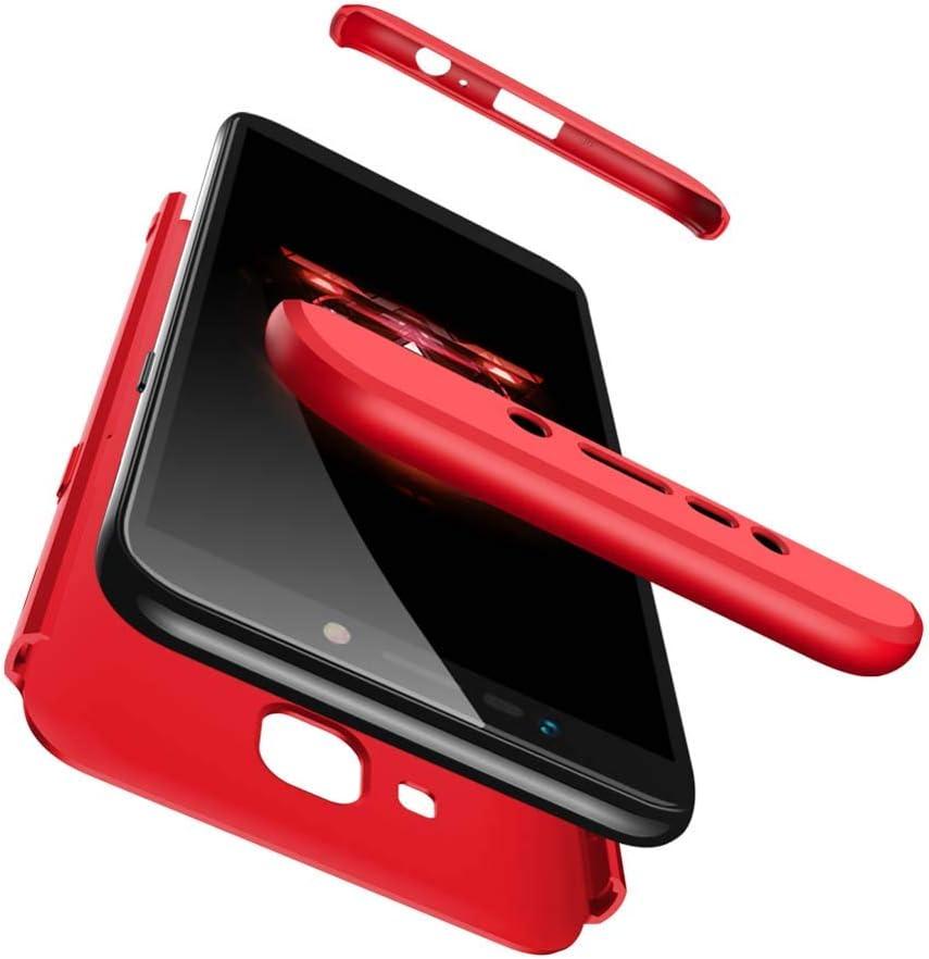 cmdkd Funda Compatible con Samsung Galaxy J4 Plus 2018,Bumper 3 en ...