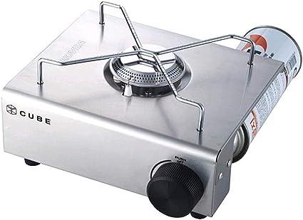 KOVEA KGR-1503, Quemador de butano con Doble Sistema de prevención de sobrepresión para Camping, Senderismo, Cocina, al Aire Libre (210 x 110 x 170 ...