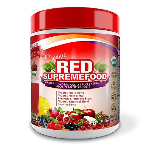 Divine Health Organic Red Supremefood 180g
