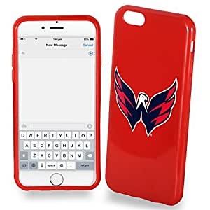 2015 CustomizedWashington Capitals iPhone 6 TPU Silicone Soft Slim Case