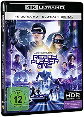 Ready Player One 4k 1 Uhd Blu Ray Movies Tv