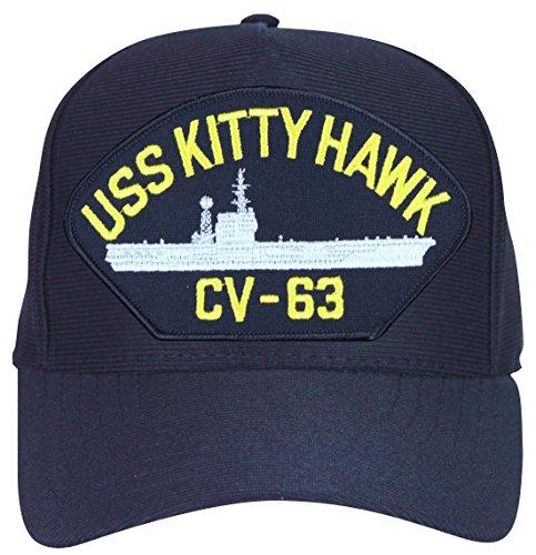 USS-Kitty-Hawk-CV-63-Ships-Ball-Cap