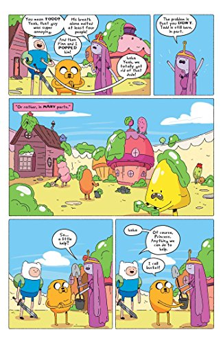 Adventure Time Vol. 16 by KaBOOM! (Image #3)
