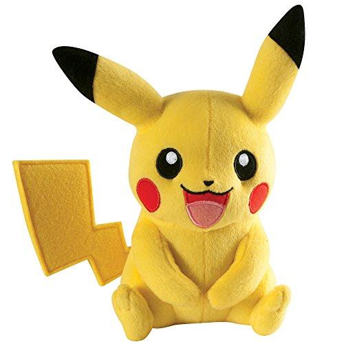 TOMY Pok%C3%A9mon Small Plush Pikachu