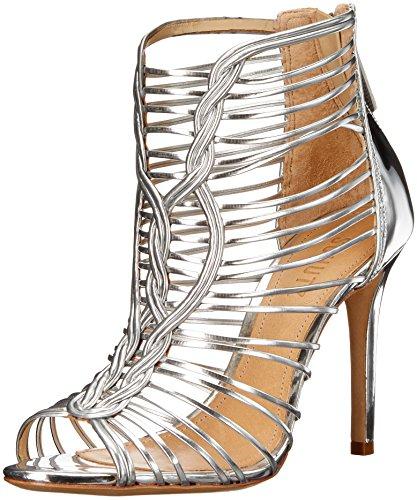 SCHUTZ Women Margaery Dress Sandal Prata