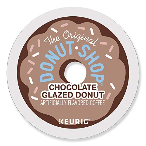 Chocolate Glazed Donut Coffee (Calories In Dunkin Donuts Hot Chocolate K Cups)