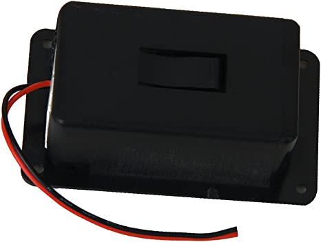 Caja Funda Caso De 9V Bateria Para Guitarra Bass Ukulele ...