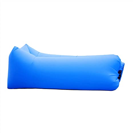 Amazon.com   Inflatable Lounger Couch Hammock Air Sofa 9fc573e646ece
