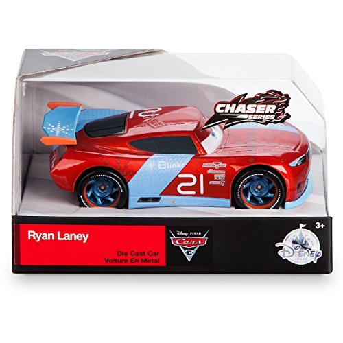 Ryan Inside Laney Chaser Series Disney Cars 3 Exclusive DieCast 1:43 Scale - Exclusive Car Series