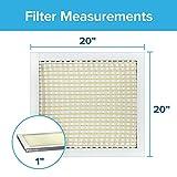 Filtrete 20x20x1, AC Furnace Air Filter, MPR