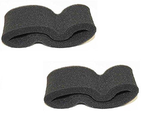 Bagless Series - Bissell Power Force Bagless 12b1, 68c7 Series Filter Foam OEM ( 2 Foam Filter) # 2038161