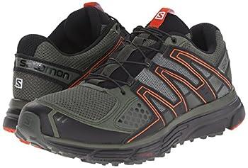 Salomon Men's X-mission 3 Athletic Shoe, Night Forest, 10 M Us 5