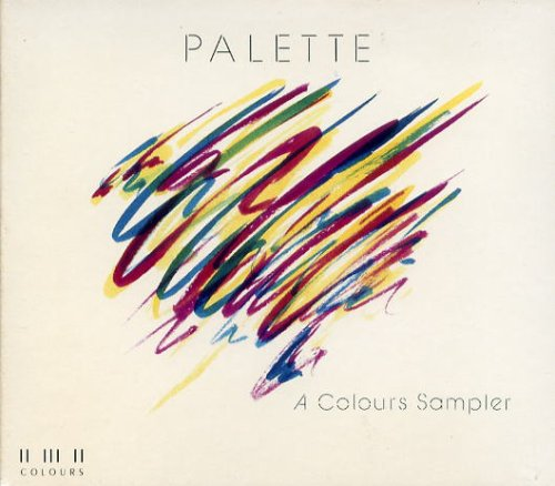 Palette : A Colours Sampler by Maratha Music