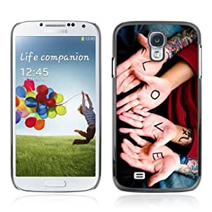 YOYOSHOP [Love Hands Cool ] Samsung Galaxy S4 Case