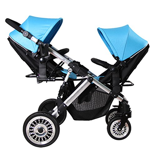 Car Seat Stroller Combo Twins - 9