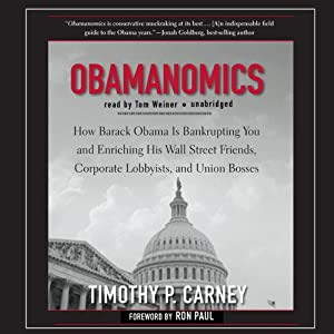 Obamanomics Audiobook
