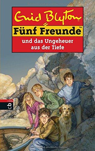 Fünf Freunde und das Ungeheuer aus der Tiefe (Einzelbände, Band 49)
