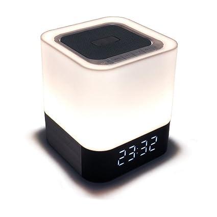 Amazon com: SX-CEHNG LED Wake-up Lights/Music Sleep Aids