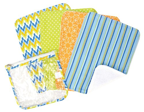 Trend Lab Zipper Pouch Cloth