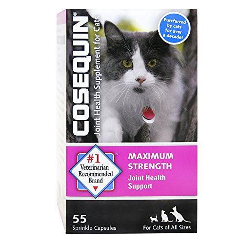 Cosequin For Cats - Cosequin - Pet - Cosequin For Cats - 55 capsules
