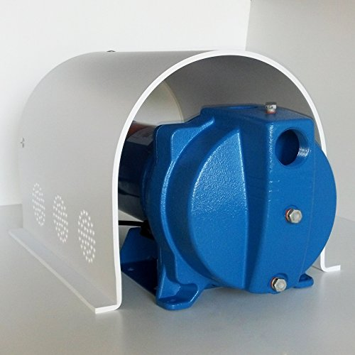 Goulds J10S 1 HP Shallow Well Jet Pump With Outdoor Motor - Well Pump Goulds Jet Shallow