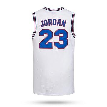 Auart Mens Baloncesto Jersey # 23 Michael Jordan Tune escuadra ...