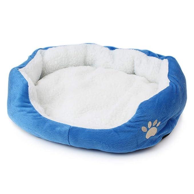 Amazon.com : Pet Supplies Super Soft Small Animals Dog Cat Bed Pet House Mat Camas De Perros Dog Indoor Kennel : Pet Supplies