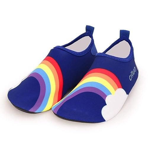 Zapatos De Agua Niñas Zapatos De Agua Niños Piscina Suave ...