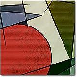 Placa Decorativa - Abstrato - 1116plmk