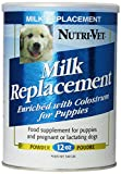 Nutri-Vet Milk Replacement for Puppies, 12-Ounce