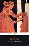 Front cover for the book Medea by Euripides