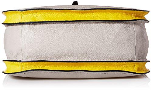 Gray Mineral Fossil Handbag Ryder Satchel wqxA1HP