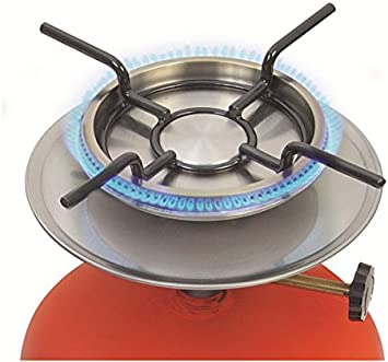 Butsir HOBB0150 - Fogón paellero inox butsir 150mm: Amazon.es: Bricolaje y herramientas