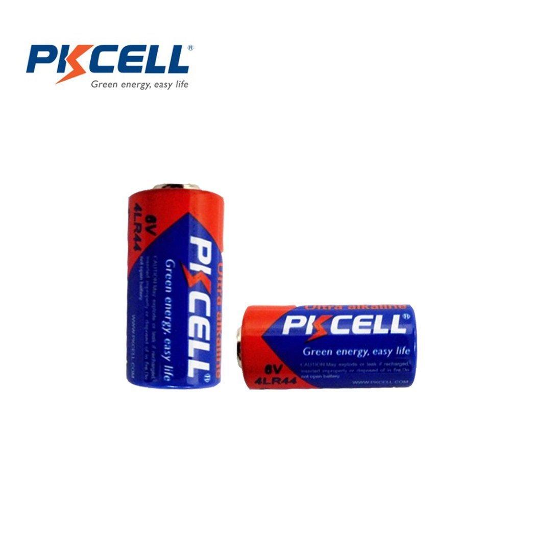 4LR44 A544 476A L1325 PX28A 4G13 6V Alkaline Foto Battery f/ür Hundehalsband 10 St/ück