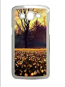 Samsung 2 7106 Case landscapes nature tree 63 PC Samsung 2 7106 Case Cover Transparent