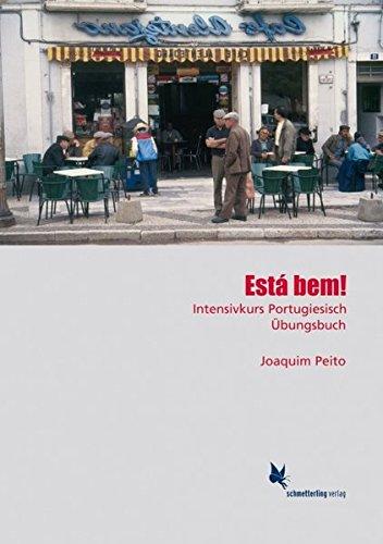 Está bem: Intensivkurs Portugiesisch. Lösungsheft