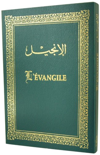Read Online Arabic French Parrallel New Testament PDF ePub book