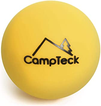 CampTeck U7025 - Bola Masaje Muscular de Silicona, Massage Ball de ...
