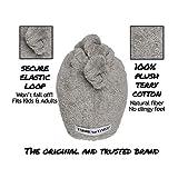 Turbie Twist 4 Pack Cotton