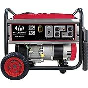 Milbank MPG32501MBP Portable Generator, 3,250-watt