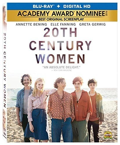 Blu-ray : 20th Century Women (AC-3, Digital Theater System, , Widescreen)