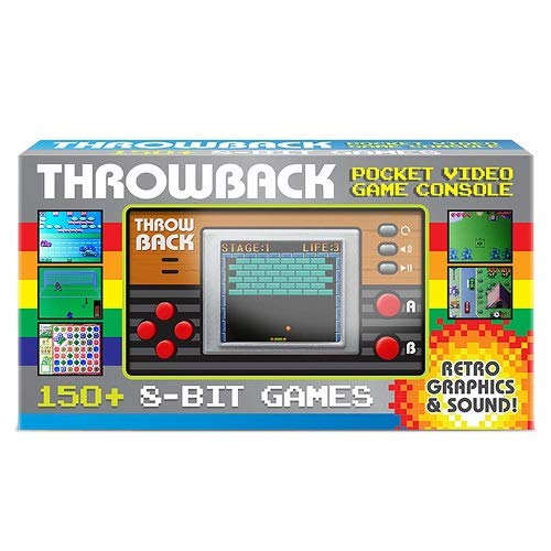 (Westminster Throwback Pocket Video Game Console)