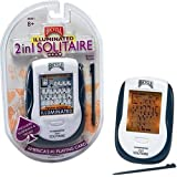 Bicycle Illuminated Touch Screen 2 in 1 Solitaire
