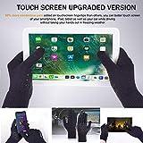 TRENDOUX Touch Screen Gloves, Winter Glove for Men