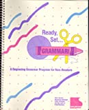 Ready, Set, Grammar!, Mark Barrett and Rosemary Huisingh, 1559990678